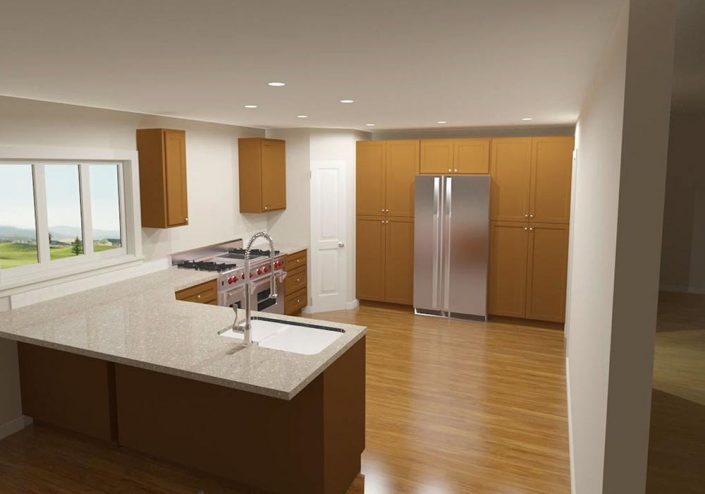 kitchen remodeling contractors stow hudson ohio