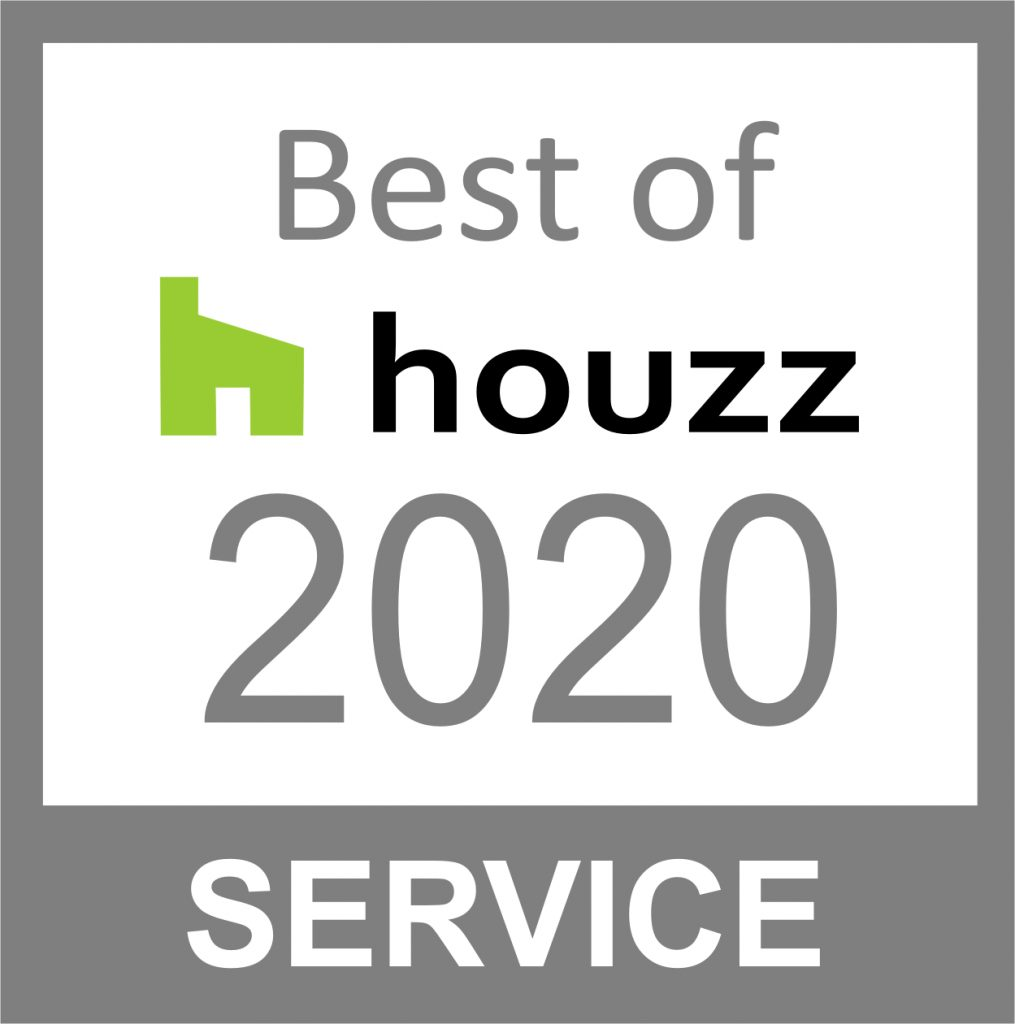 Best service award houzz 2020